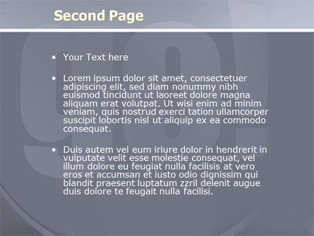 Search Engine PowerPoint Template, Slide 2, 03497, Telecommunication — PoweredTemplate.com