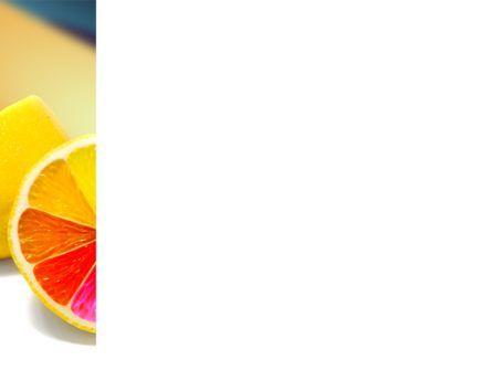 Color Diversity PowerPoint Template, Slide 3, 03498, Business Concepts — PoweredTemplate.com