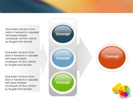 Color Diversity PowerPoint Template Slide 11