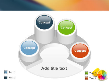 Color Diversity PowerPoint Template Slide 12