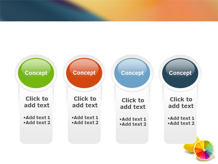 Color Diversity PowerPoint Template Slide 5