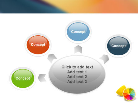Color Diversity PowerPoint Template Slide 7