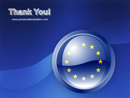 European Union Sign PowerPoint Template Slide 20