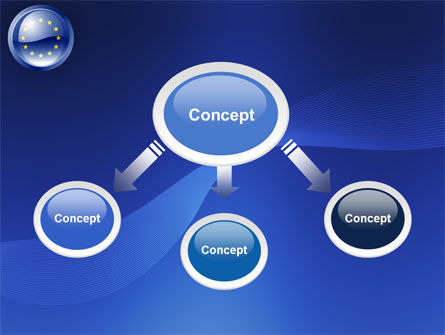 European Union Sign PowerPoint Template Slide 4