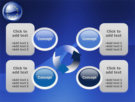 European Union Sign PowerPoint Template Slide 9