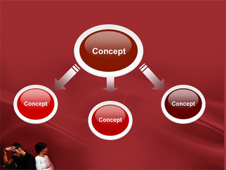Quarrel PowerPoint Template Slide 4
