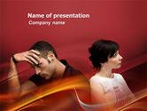 People: Modello PowerPoint - Litigare #03502