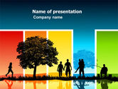 Holiday/Special Occasion: Summer Time PowerPoint Template #03503