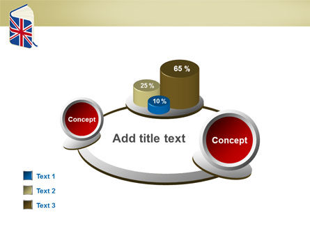 Learning English PowerPoint Template Slide 16