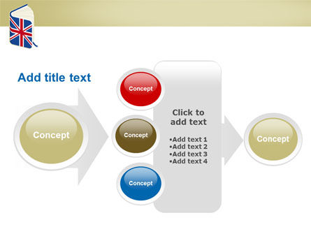 Learning English PowerPoint Template Slide 17
