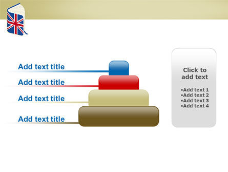 Learning English PowerPoint Template Slide 8