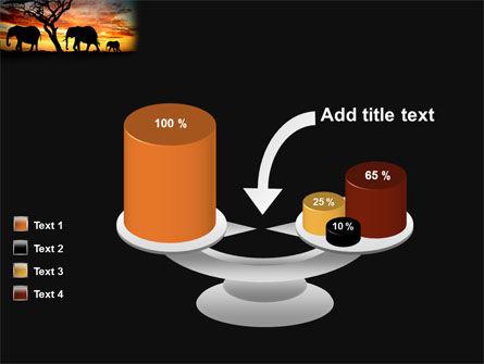 Savanna PowerPoint Template Slide 10