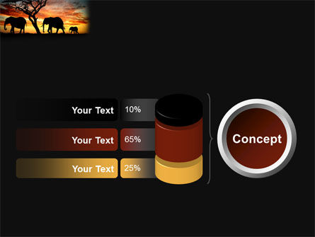 Savanna PowerPoint Template Slide 11