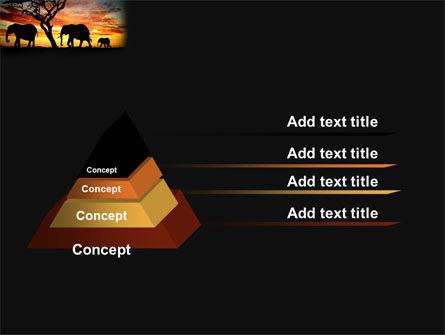 Savanna PowerPoint Template Slide 12