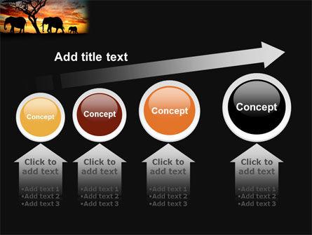 Savanna PowerPoint Template Slide 13