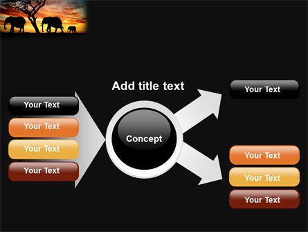Savanna PowerPoint Template Slide 14