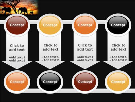 Savanna PowerPoint Template Slide 18