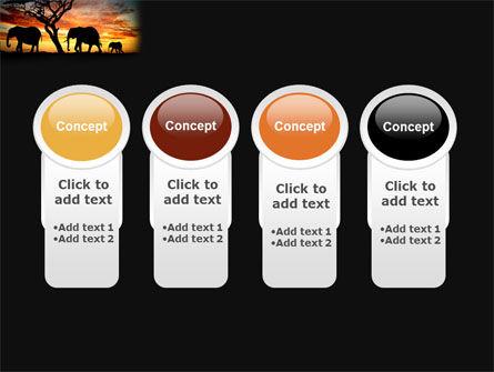 Savanna PowerPoint Template Slide 5