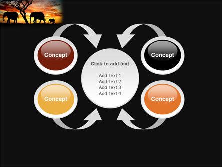 Savanna PowerPoint Template Slide 6