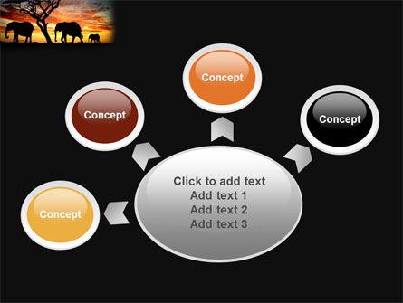 Savanna PowerPoint Template Slide 7