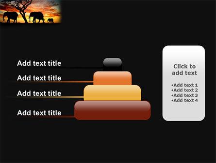 Savanna PowerPoint Template Slide 8