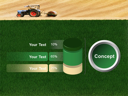 Tractor PowerPoint Template Slide 11