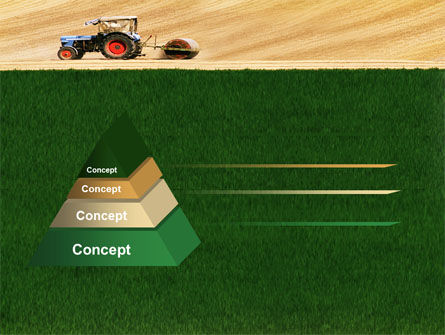 Tractor PowerPoint Template Slide 12