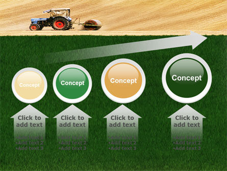 Tractor PowerPoint Template Slide 13