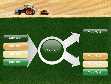Tractor PowerPoint Template Slide 14