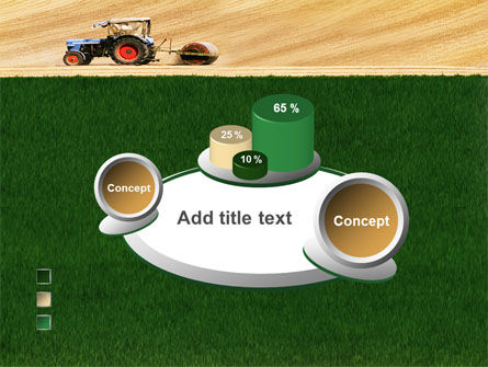 Tractor PowerPoint Template Slide 16