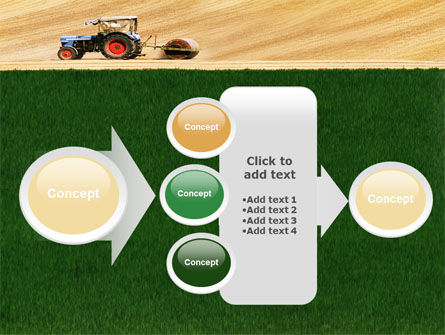 Tractor PowerPoint Template Slide 17
