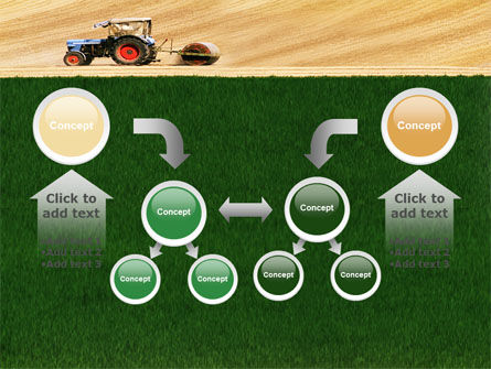 Tractor PowerPoint Template Slide 19