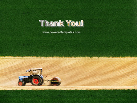 Tractor PowerPoint Template Slide 20