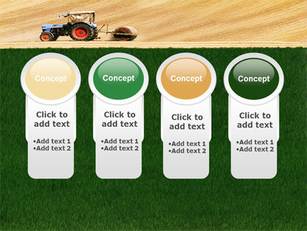 Tractor PowerPoint Template Slide 5