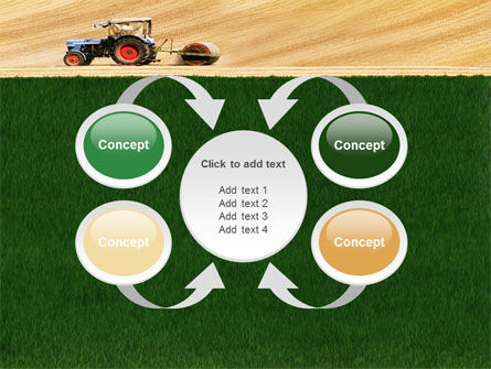 Tractor PowerPoint Template Slide 6