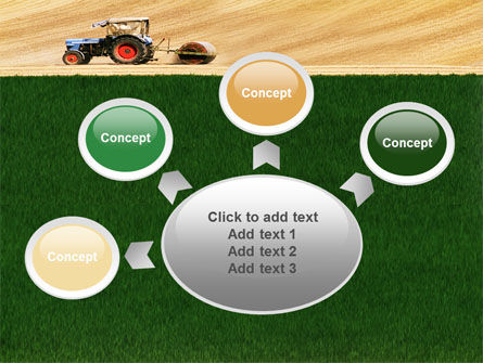 Tractor PowerPoint Template Slide 7