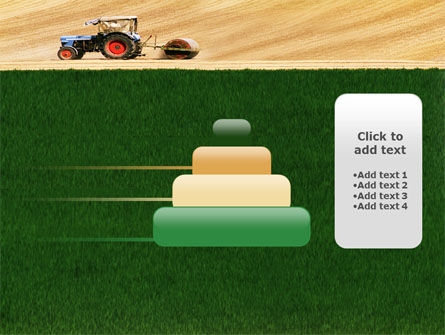 Tractor PowerPoint Template Slide 8