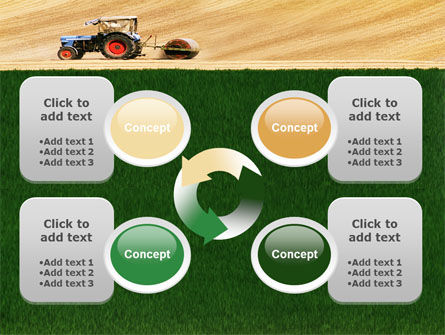 Tractor PowerPoint Template Slide 9