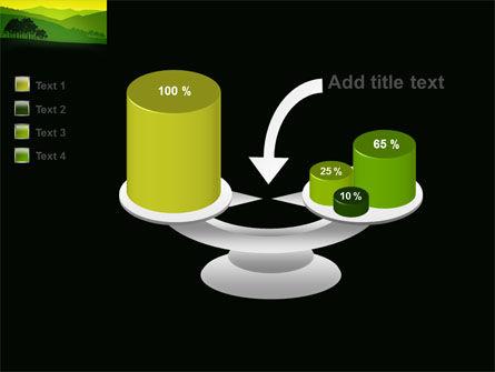 Mountain Landscape PowerPoint Template Slide 10
