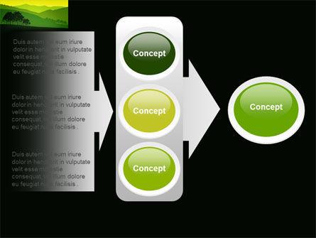 Mountain Landscape PowerPoint Template Slide 11