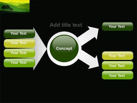 Mountain Landscape PowerPoint Template Slide 14