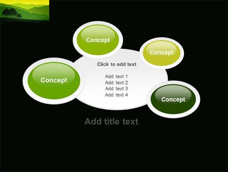 Mountain Landscape PowerPoint Template Slide 16
