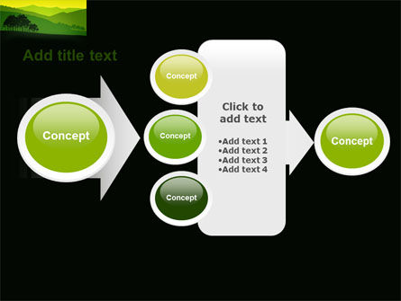Mountain Landscape PowerPoint Template Slide 17