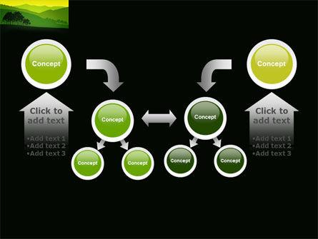 Mountain Landscape PowerPoint Template Slide 19