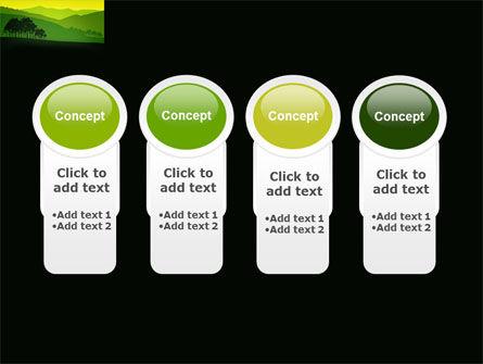 Mountain Landscape PowerPoint Template Slide 5