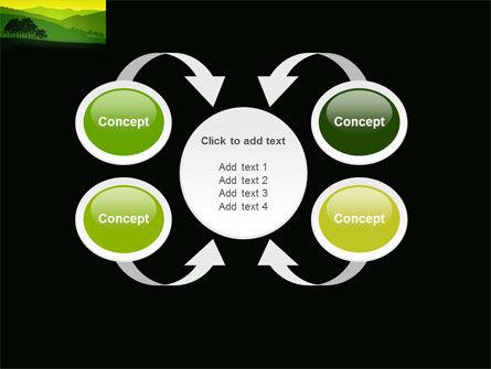 Mountain Landscape PowerPoint Template Slide 6