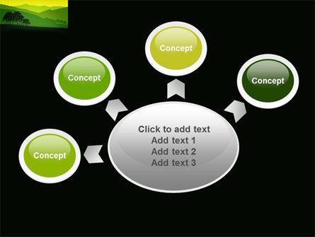 Mountain Landscape PowerPoint Template Slide 7