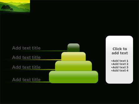 Mountain Landscape PowerPoint Template Slide 8