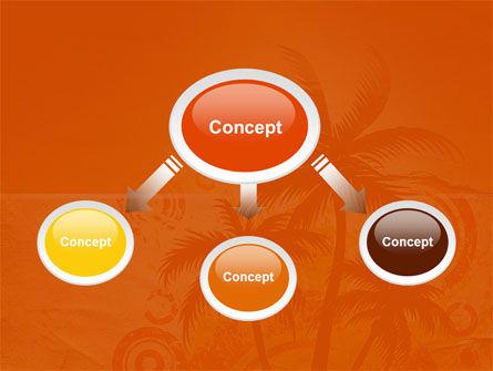 Tropic PowerPoint Template, Slide 4, 03513, Nature & Environment — PoweredTemplate.com
