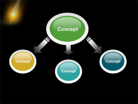 Meteor PowerPoint Template, Slide 4, 03514, Nature & Environment — PoweredTemplate.com